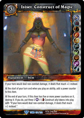 Isiset, Construct of Magic