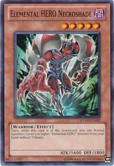 Elemental HERO Necroshade - RYMP-EN005 - Common - Unlimited Edition