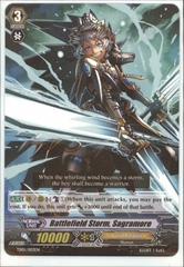 Battlefield Storm, Sagramore - TD05/003EN on Channel Fireball