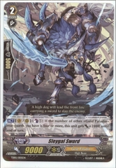 Sleygal Sword - TD05/005EN on Channel Fireball