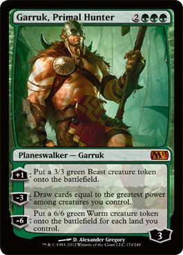 Garruk, Primal Hunter