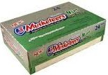 3 Musketeers Mint Candy Bar Countgood 4oz 24ct
