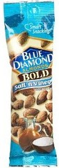 Blue Diamond Almonds Salt & Vinegar 1.5oz 12ct