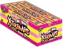 Airheads Extreme Sour Be Sour Lemonade 18ct