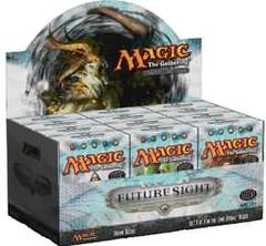 MTG Future Sight Theme Decks: Display Box of 12 Decks