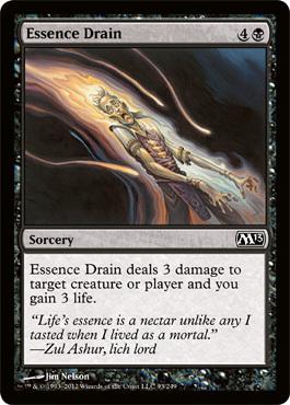 Essence Drain - Foil