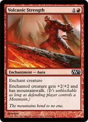 Volcanic Strength - Foil