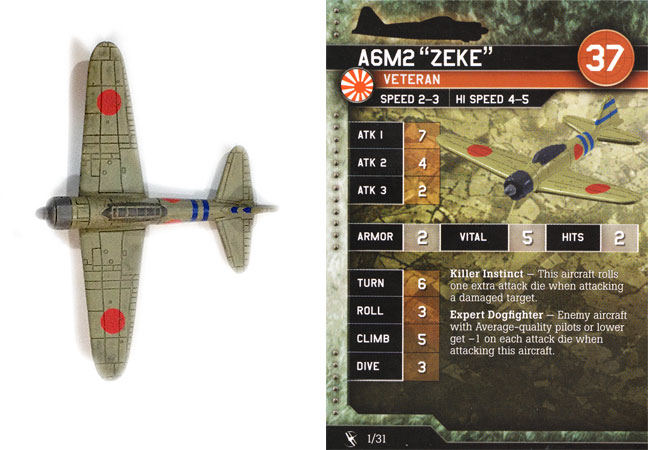 A6M2 Zeke