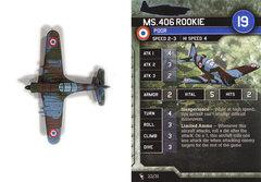 MS.406 Rookie