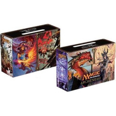 Magic Archenemy Art Oversized Double Deck Box