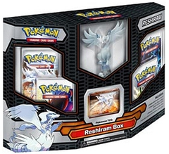 Black & White Legendary Box Reshiram