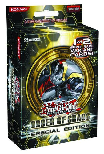 Order of Chaos Special Edition Box