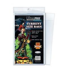 Ultra Pro Current Comic Book Bags