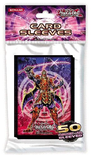 Yugioh Samurai Back Pack of 50 Sleeves