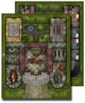 Pathfinder GameMastery Flip-Mat: Lodge