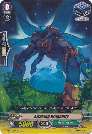 Awaking Dragonfly - EB03/031EN - C