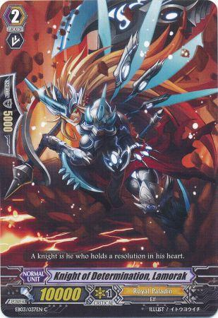 Knight of Determination, Lamorak - EB03/037EN - C