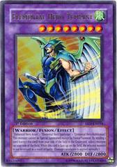 Elemental Hero Tempest - EEN-EN034 - Ultra Rare - 1st Edition on Channel Fireball