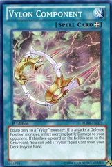 Vylon Component - HA06-EN025 - Super Rare - 1st Edition
