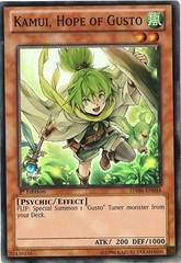 Kamui, Hope of Gusto - HA06-EN044 - Super Rare - 1st Edition