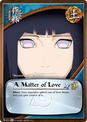 A Matter of Love - M-857 - Rare - 1st Edition