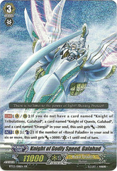 Knight of Godly Speed, Galahad - BT03/018EN - RR on Channel Fireball