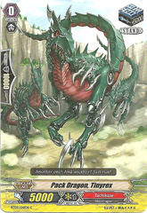 Pack Dragon, Tinyrex - BT03/061EN - C