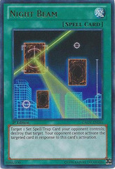 Night Beam - GAOV-EN055 - Ultra Rare - Unlimited Edition