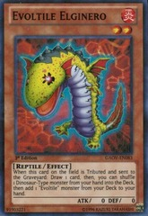 Evoltile Elginero - GAOV-EN083 - Super Rare - Unlimited Edition