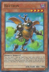 Beetron - GAOV-EN092 - Ultra Rare - Unlimited Edition on Channel Fireball
