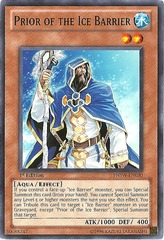 Prior of the Ice Barrier - PHSW-EN030 - Common - Unlimited Edition
