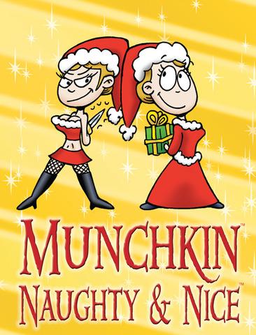 Munchkin Naughty & Nice