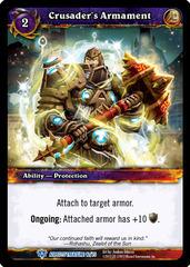 Crusader's Armament