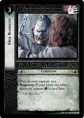 Uruk Bloodlust - Foil