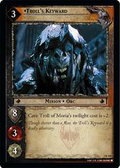 Troll's Keyward - Foil