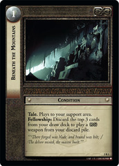 Beneath the Mountains - 2R1 - Foil