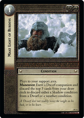 Make Light of Burdens - Foil