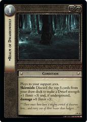Realm of Dwarrowdelf - Foil