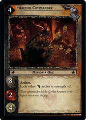 Archer Commander - Foil