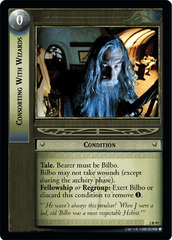 Consorting With Wizards - 2R97 - Foil
