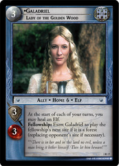 Galadriel, Lady of the Golden Wood - Foil
