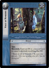 Voice of Nimrodel - Foil