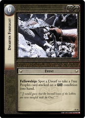 Dwarven Foresight - Foil