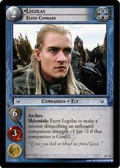 Legolas, Elven Comrade - Foil