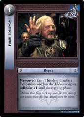Forth Eorlingas! - Foil