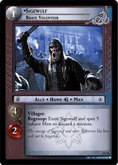 Sigewulf, Brave Volunteer - Foil