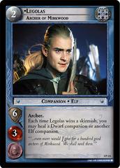 Legolas, Archer of Mirkwood - Foil