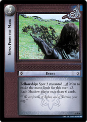 News From the Mark - Foil