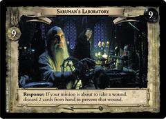 Saruman's Laboratory - Foil