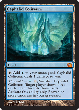 Cephalid Coliseum - Foil